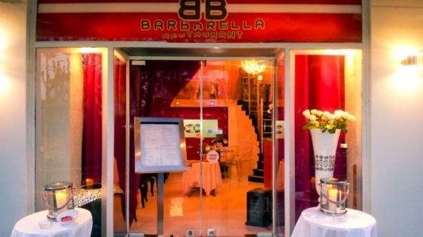 Le New Barbarella La façade