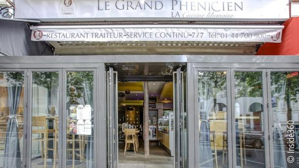 Le Grand Phenicien Restaurant Paris