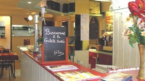 """La Galette Dorée Bienvenue au restaurant """"La Galette Dorée"""""""