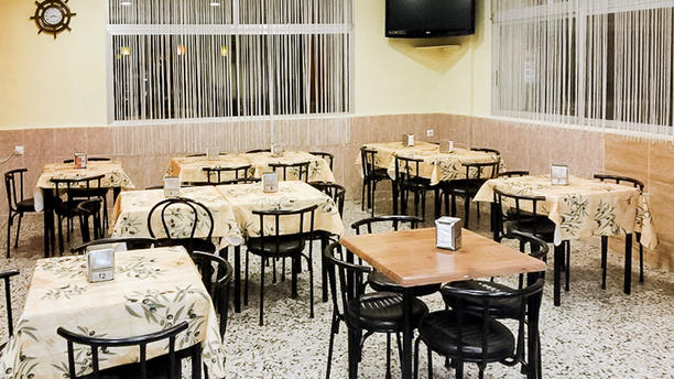 Restaurante Al Mar Sala
