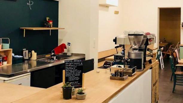Boentje Café Une Boentje ambiance tout en récup'