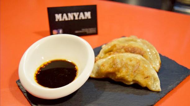 Manyam Sugerencia del chef