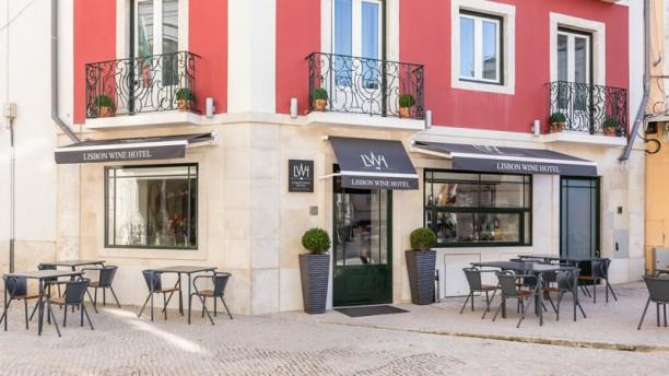 Lisbon Wine House Fachada