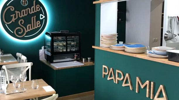 Papa Mia Salle du restaurant