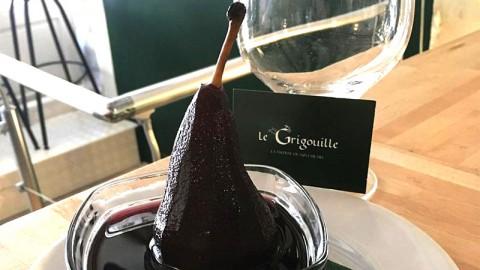 Le Grigouille, Paris