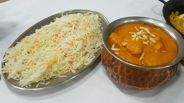 Nawaab Sugerencia del chef