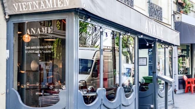Aname Le Bistrot Vietnamien - Restaurant - Paris