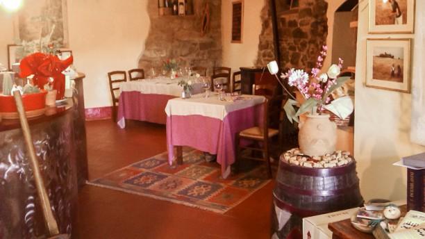 """Osteria """"la Botte"""" sala ristorante"""