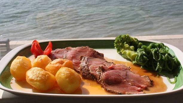 Restaurante do Clube Naval de Lisboa Prato
