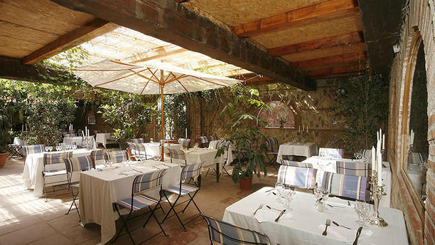 Restaurant Domaine de Rombeau Restaurant Domaine de Rombeau