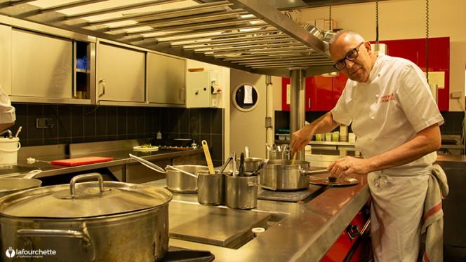 Chef - Le Gourmet de Sèze - Bernard Mariller, Lyon