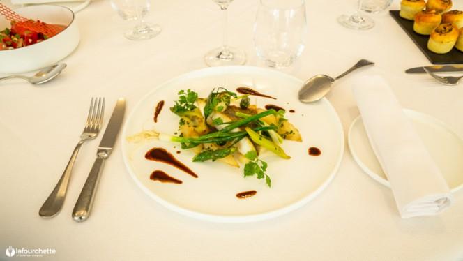 Suggestion de plat - Le Gourmet de Sèze - Bernard Mariller, Lyon