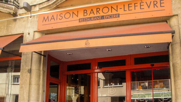 Maison baron lef vre in nantes restaurant reviews menu - La maison baron lefevre ...
