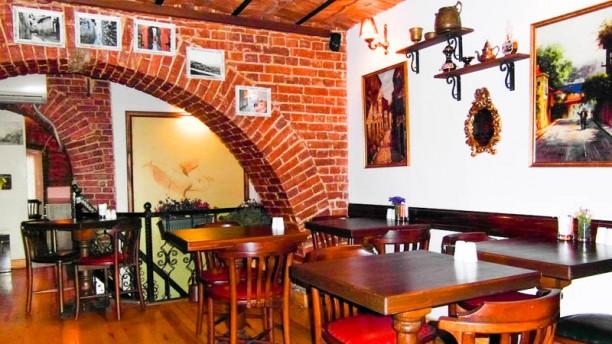 Varka Restaurant Menu