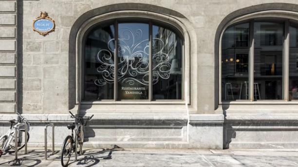 Restaurante Yandiola En Bilbao Centro Plaza De Toros
