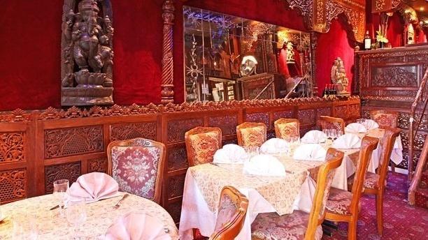 Restaurant le safari à paris montmartre menu