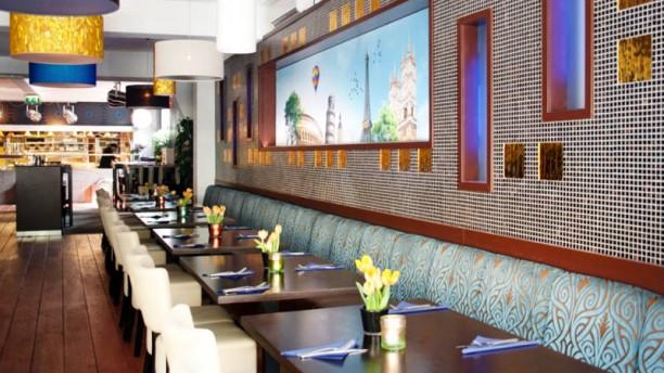 Reyna-Be Veenendaal Het restaurant