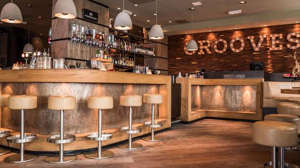 De Tijd Bar & Grill Vue de la salle