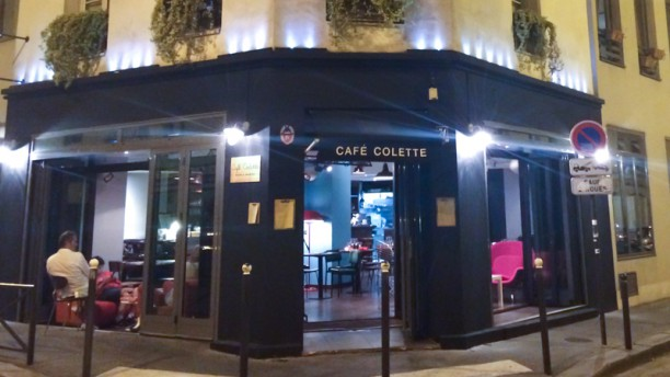 cafe colette paris in paris restaurant reviews menu and. Black Bedroom Furniture Sets. Home Design Ideas