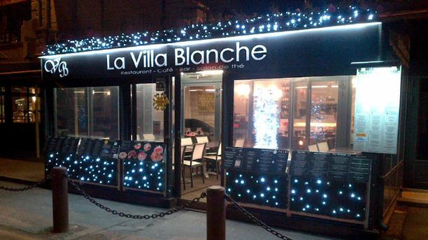 La Villa Blanche Villa Blanche Décoration Noël
