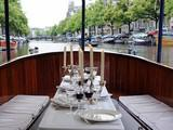 Dinner Cruise Amsterdam - Varend Restaurant for groups from 10 up to 35 persons.
