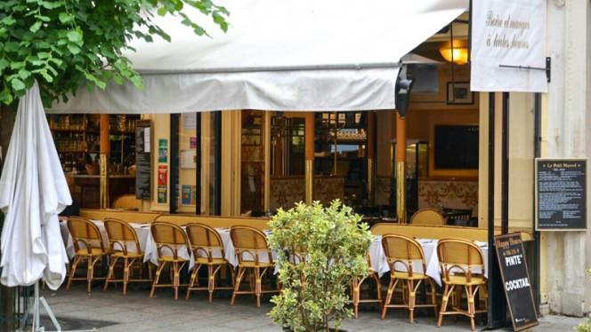 Le Petit Marcel - Restaurant - Paris