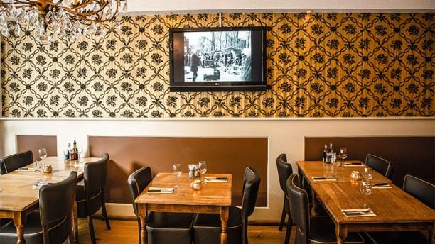 Emejing Restaurant De Eetkamer Van De Jordaan Gallery - Trend Ideas ...