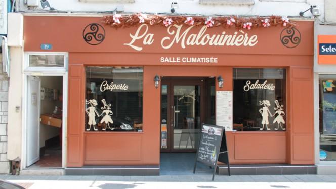 La Malouinière - Restaurant - Provins