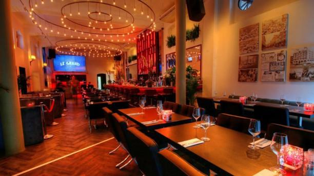 Le Grand Rotterdam Restaurant Le Grand Rotterdam 1