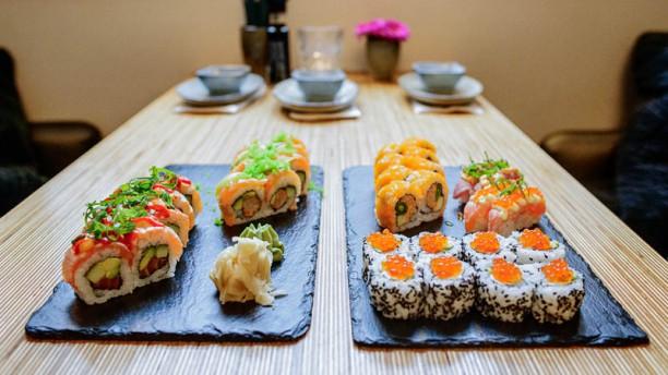 Letz Sushi Nordhavn Rum