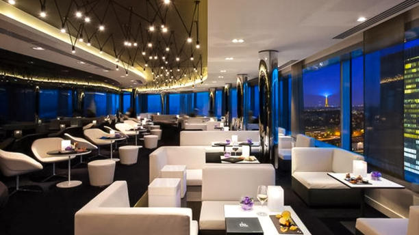 Skyline Paris Bar & Lounge - Hôtel Meliá París La Défense Skyline Paris Bar & Lounge