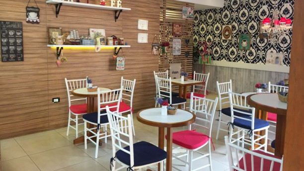 Masccavo Café Salão Principal