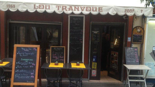 Lou Tranvoue Restaurant