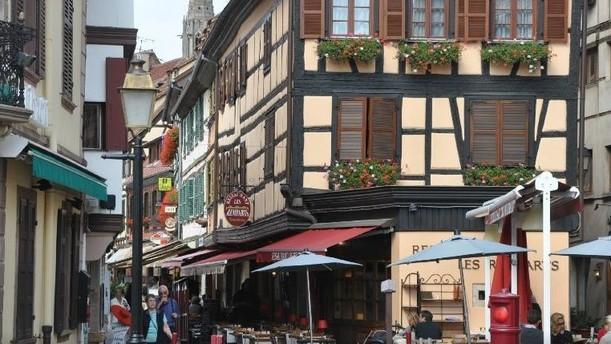 Les Remparts d'Obernai Restaurant