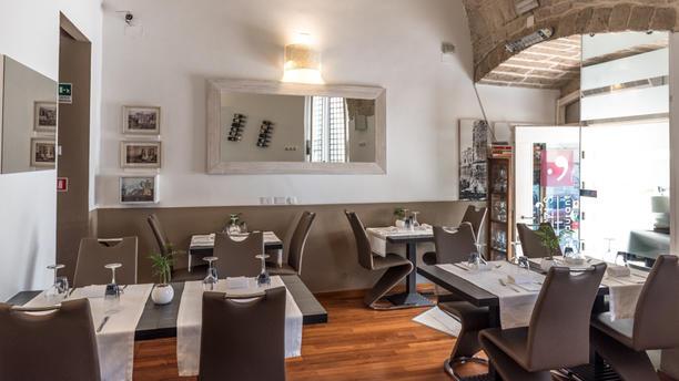 Romanazzi's Restaurant sala interna