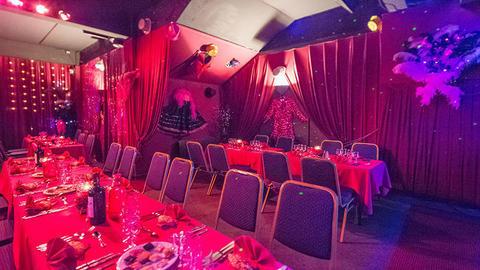 Cabaret Le Diamant Rose, Bordeaux