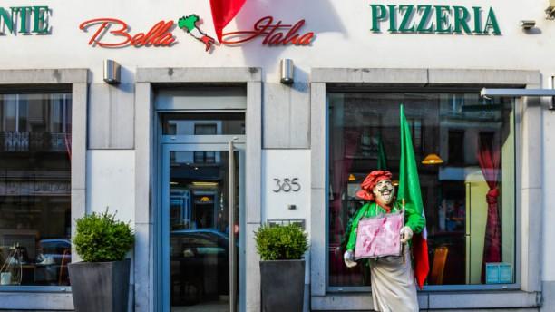 Bella Italia Devanture
