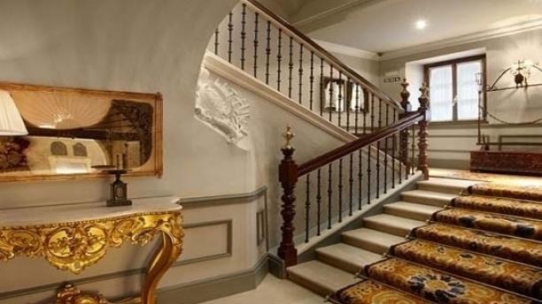 Palacio Guendulain Escalera