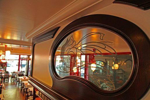 La Brasserie Genevoise Salle