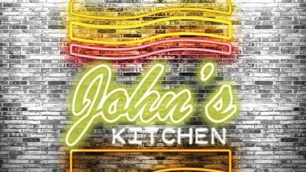 John's Kitchen logo