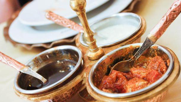 Maharajah Particolare tavolo