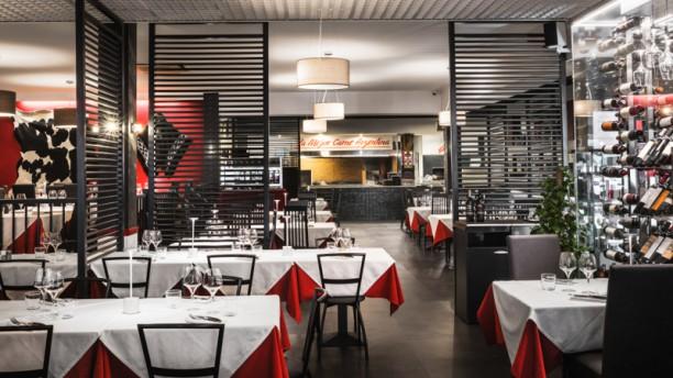 GUAPO - Ristorante Carne Argentina Vista della sala