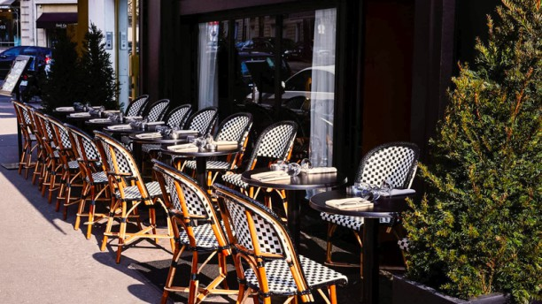 Vingt-Deux La terrasse
