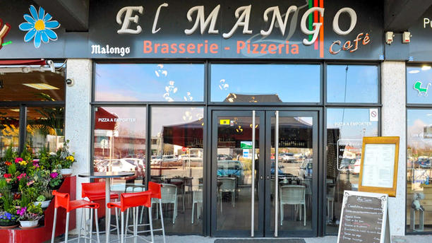 El Mango-Café Devanture
