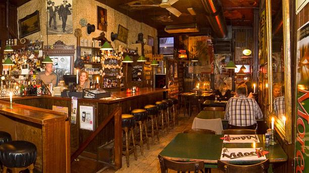 Eetcafé Vidocq Restaurant