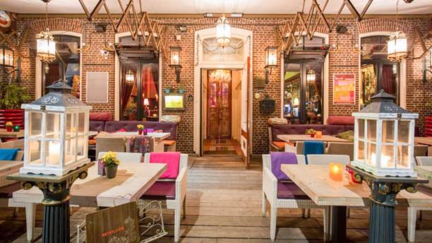 De Revolutie Het restaurant