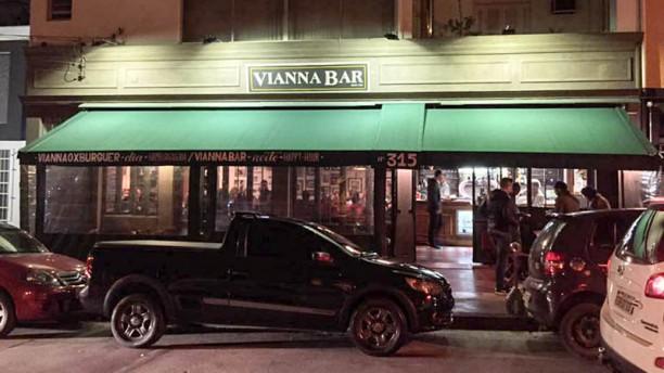 Vianna Bar Entrada