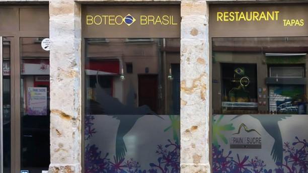 Le Pain de Sucre - Boteco (bar à tapas) Devanture