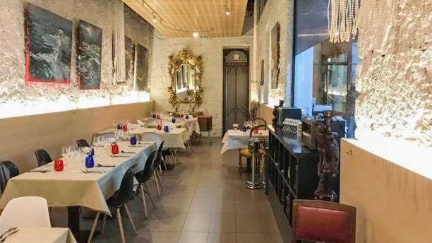 Atelier28 Sala del restaurante