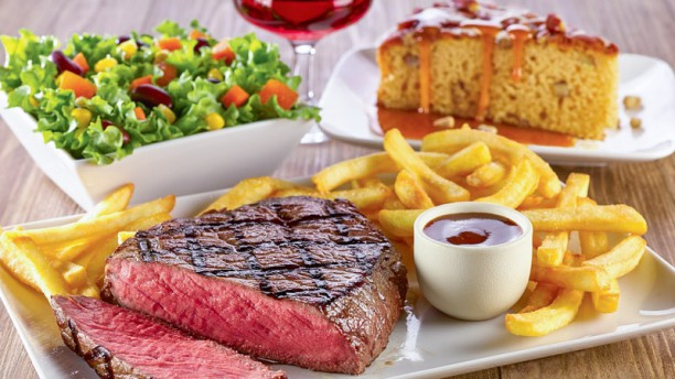 Restaurante Buffalo Grill Les Clayes sous Bois en Les Clayes sous Bois Menú, opiniones  # Restaurant Chinois Les Clayes Sous Bois